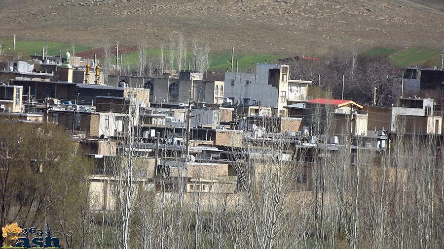 محله زیر پل روستای فش