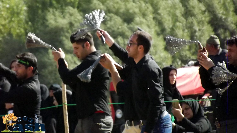 روز سوم دهستان فش 96